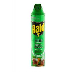 Insecticida Mosq Conc. Raid Xxx4 600 Ml