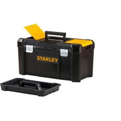 Caja Herram 482x254x250mm Pl Neg/ama Stanley