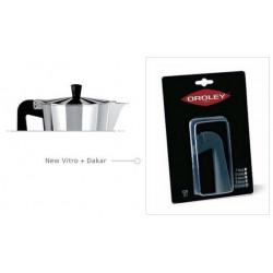 Asa Cafetera 01tz New Vitro Oroley