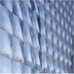 Plastico Dec. 0,45x20mt Electrostatico Aitana Huella Cristal