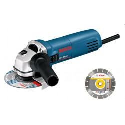 Amoladora Prof 115 Mm 850w Gws 850c Mal+dd115 Bosch