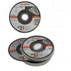 Disco Corte Inox 115x1 Mm Bosch 10 Pz