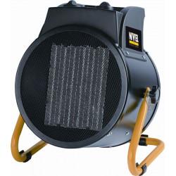 Calefactor Elec Indust 5000w 330x250x343mm Nivel