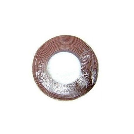 Cable Elec 6mm 100mt Hilo Flexible Nivel Marr 750v Cf1060 10