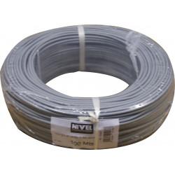 Cable Elec 1,5mm Hilo Flexible Cemi Cobre Gr Lh Lh1015.1 100