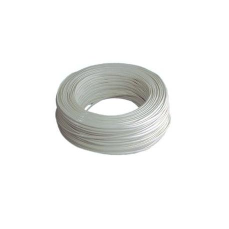 Cable Elec 2x2,5mm 100mt Mang Nivel Bl Rdo 750v M2025 100 Mt