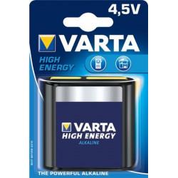 Pila Alcalina 3lr12 4,5v High Energy Varta