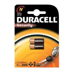 Pila Alcalina Lr-1-n 1,5v Mn 9100 Duracell 2 Pz