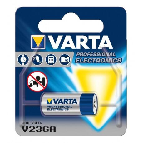 Pila Alcalina V23ga 12v Garaje High Energy Varta