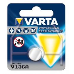 Pila Boton Lr44 1,5v Alcalina Varta