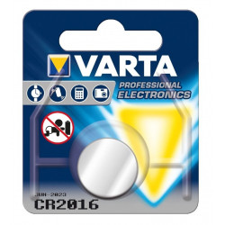 Pila Boton Cr2016 3v Litio Varta
