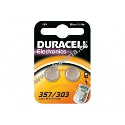 Pila Boton 357 Especial Duracell