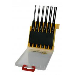 Botador Cilindrico 2-3-4-5-6-7mm C.v. Niq Bianditz 6 Pz