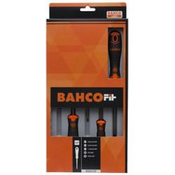 Destornillador Pl/recta/ph Bahcofit Bahco 5 Pz