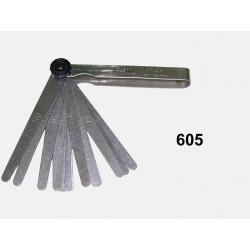 Galga Medic 0,05-1mm Jgo Athor