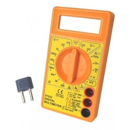 Multimetro Elec Digit. Prec Categoria Ii Silver Elect.