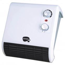Calefactor Elec Mural 2000w 26x28,5x16,4cm Baño Split Vivah