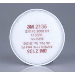 Filtro Mascarilla Particulas Conex.bayon. 2pz P3r 3m