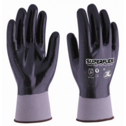 Guante Mecanico M08 Palm/dorso Nit Superflex Nyl Ne 3l