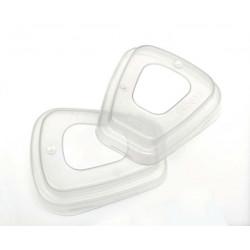 Retenedor Respiradores Filtro 501 2pz 3m