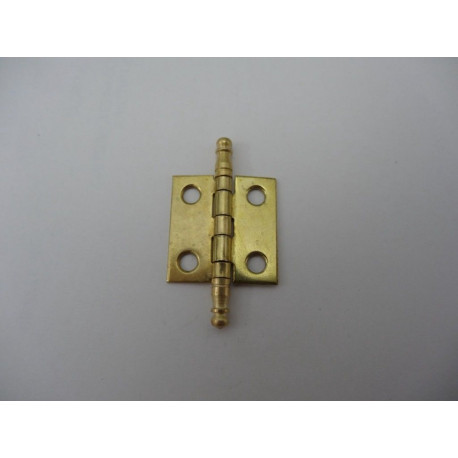 Bisagra M/vent R/alto 25x25mm Lat C/cu Atorn. Lim
