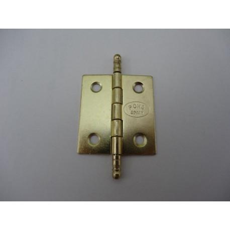 Bisagra M/vent R/alto 40x35mm Lat C/cu Atorn. Lim