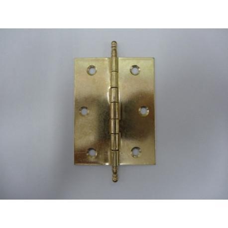 Bisagra M/vent R/alto 80x60mm Lat C/cu Atorn. Lim
