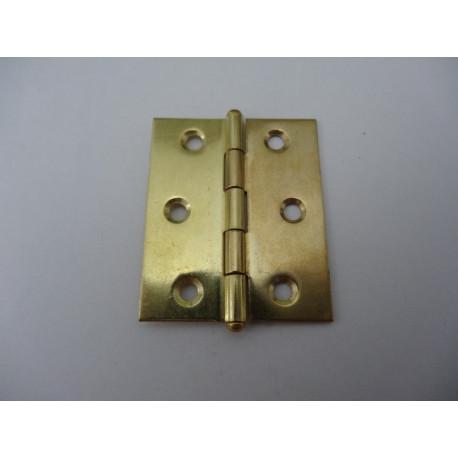 Bisagra M/vent R/bajo 50x40mm Lat C/cu Atorn. Lim