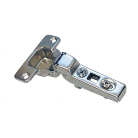 Bisagra Cazoleta M/mad Acodada 35mm Cinc Micel