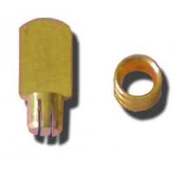 Casquillo Armario 9x7,5mm Pres Micel Lat 31521