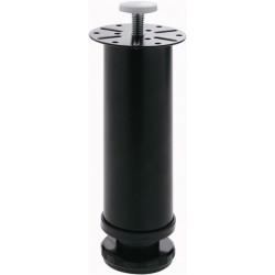 Pata Mueb 150x50x1,2mm Rda Amig Ac Ne Reg H10mm 7806 4 Pz