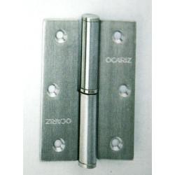 Pernio Carp 90x65mm Ocariz Inox304 C/cu S/rem Izd 90c
