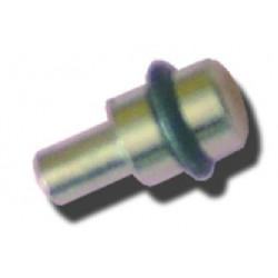 Portaestante Sop 8x18mm Balda Micel Niq Goma 31112