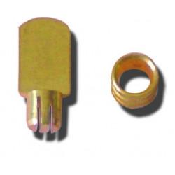 Portaestante Sop 10x23mm Balda Micel Lat Presion 31511