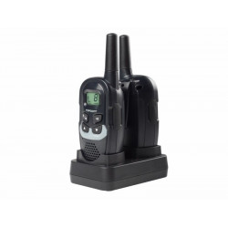 Walkie Talkie Vig. U/libre 8c 6km Alc Twinwalker Duo Pack To
