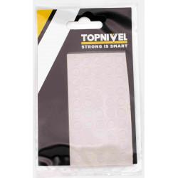 Tope Prot.golpes 7x1,5mm Adh Antidesl Tra Nivel 20 Pz