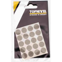 Tapon Cubretornillo Adh Textil Oscuro Textil Oscuro Nivel 20
