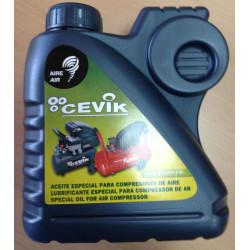 Aceite Especial Compresor Sae-30 Botella De 1 Litro