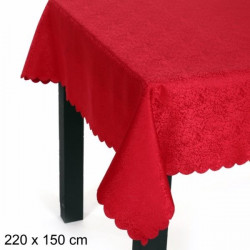 Mantel Navidad Mesa Ro 200 Gr 220x150cm Tejido Juinsa