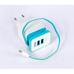 Cargador Multimedia Usb Db Cable Micro Usb Engel