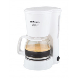 Cafetera Elec Goteo 6tz 650w Orbegozo