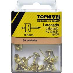 Tachuela Fij Tapicero 09,5mm Nivel 20 Pz