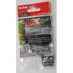 Taco Fij 08x040mm Fischer 10 Pz