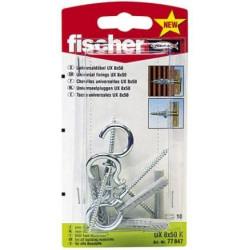 Taco Fij Gancho 06x035mm Ux Rhk Fischer