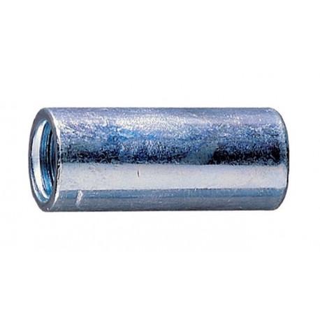 Manguito Union Rdo Roscado 04x020mm Met. Cinc Index 200 Pz
