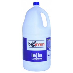 Lejia Lavadora Boxeven 5 Lt