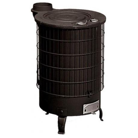 Comprar estufa negra mixta le a n 2 6500072 en masferreteria - Estufa lena pequena ...