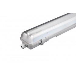 Pantalla Ilumin 2x18w Estanca Fenoplastica Pvc Equipo Electr