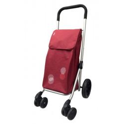Carro Compra 4 Ruedas Ro Six Playmarket