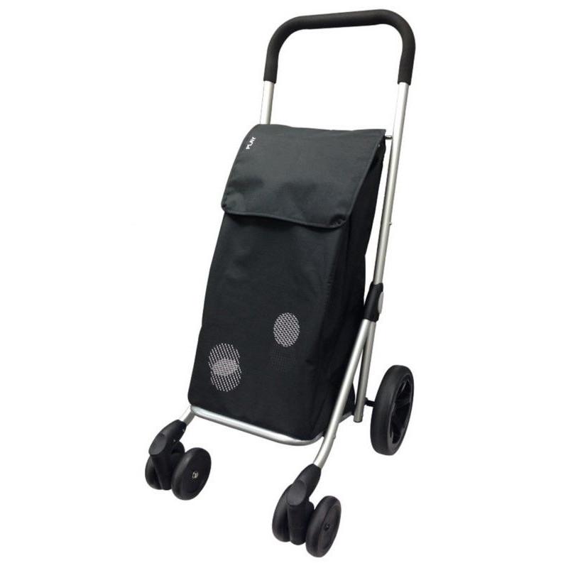 Carro compra 4 ruedas ne six playmarket masferreteria - Carro compra plegable ...